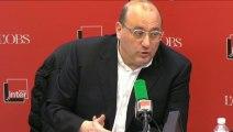 """Julien Dray : """"On a tendance à ne pas vouloir avouer les choses, on pense que c'est une faiblesse du politique"""""""