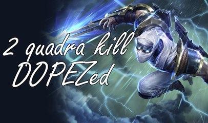 Zed 2 Quadra Kill | Zed Quadra Kill | Sever VN