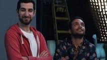 Juifs et arabes s'embrassent pour Time Out Tel Aviv