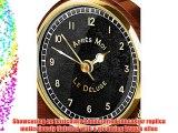 Lancaster Bomber 70th Anniversary Desk Clock