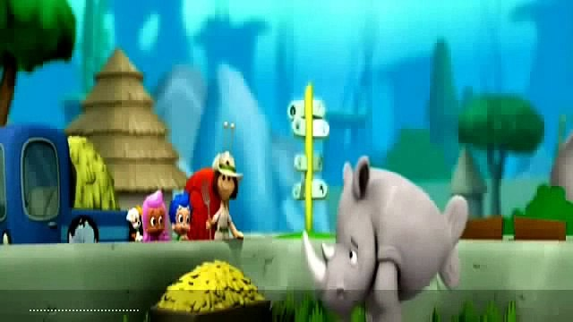 Bubble Guppies │The Lonely Rhino