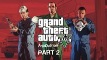 AyoDulinan - GTA5 - Grand Theft Auto 5 - GAMEPLAY - part 2