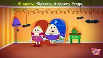 A Haunted House on Halloween Night | Featuring Humpty Dumpty | Mother Goose Club Rhymes fo