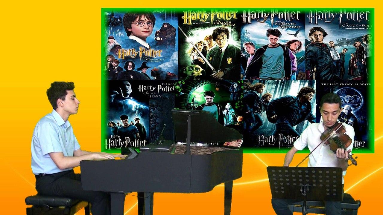 Film Muzikleri Harry Potter Yabanci Sinema Serisi Enstrumantal Fon