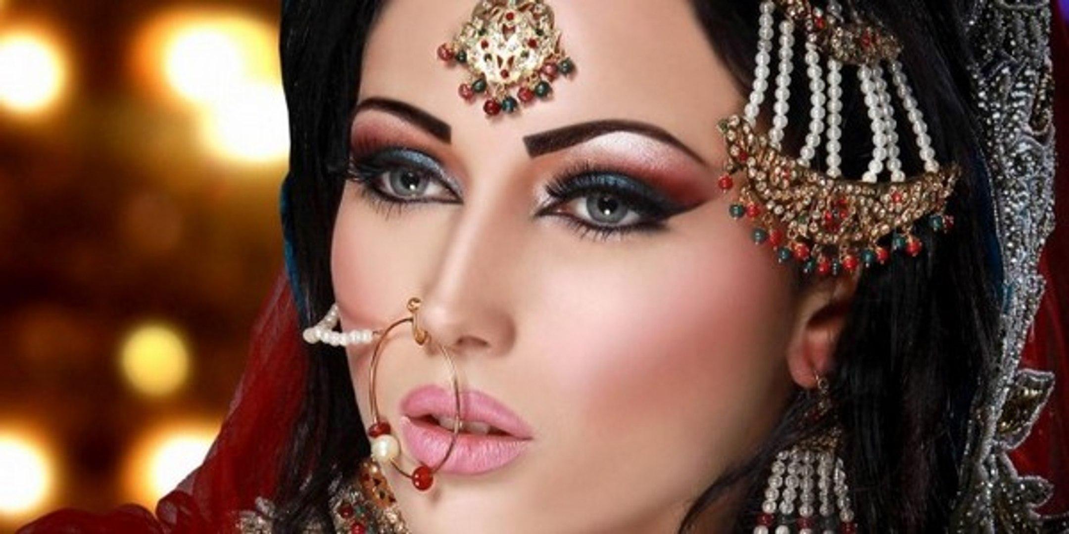 pakistani bridal makeup & hair