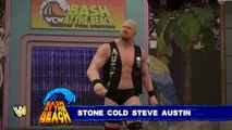 """Stone Cold"" Steve Austin vs. ""Stunning"" Steve Austin: WWE 2K16 Fantasy Showdown"
