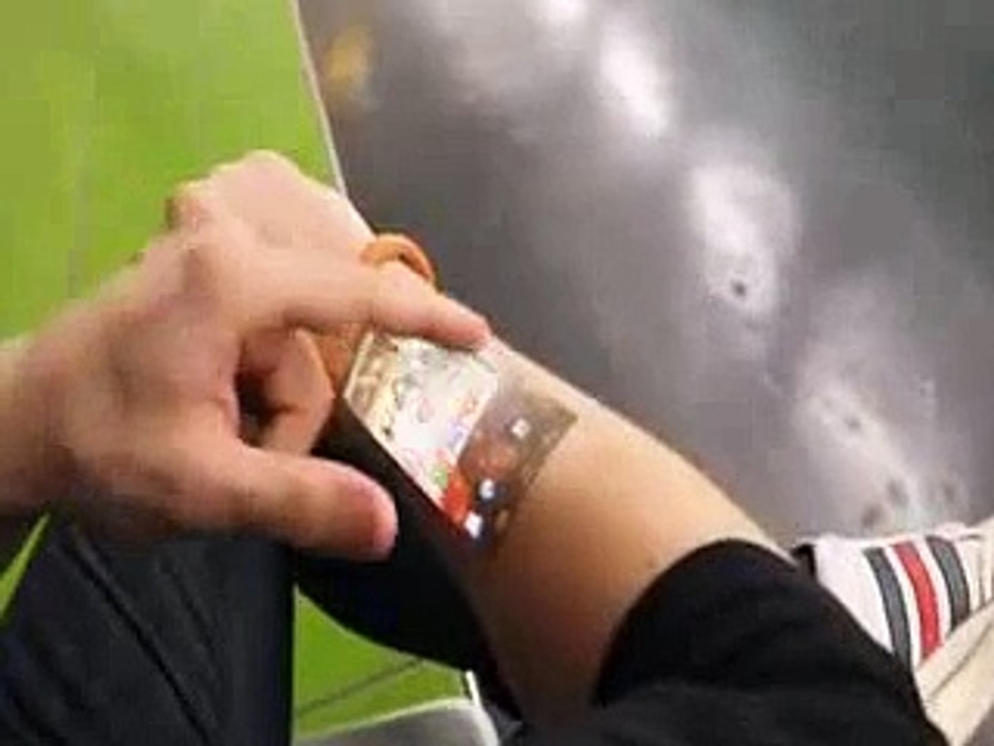 Wearable_Projects_Interface_On_Your_Skin Technology