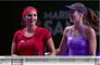 Hingis Mirza vs Babos Mladenovic _ 2015 WTA Finals Highlights