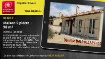 A vendre - Maison individuelle - Jarnac (16200) - 5 pièces - 98m²