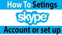 Edit Skype Settings || How To Change Skype Settings || Skype Privacy Setings