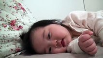 Mom Wont Let her Baby to Sleep - Funny Babies