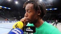 """Coupe Davis - Gaël Monfils : """"Yannick Noah qui parle, ça me fait kiffer !"""""""