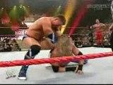 Chris Benoit & Edge vs La Resistance