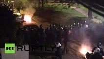 Londres : Halloween tourne à l'émeute urbaine après l'interdiction d'une rave-party sauvage