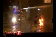 Diyarbakır'da biber gazlı müdahale