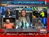 Ahmed Raza Kasuri And Iftikhar Ahmed Abusing Eachother Live