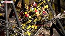 Alton Towers Smiler Rollercoaster Crash | FULL VIDEO