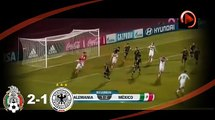 MÉXICO VS ALEMANIA 2-1 GOLES Y RESUMEN Mundial Sub 17 Chile 2015