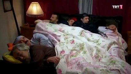 Dizi tarihinin en komik sahnesi - TRT Leyla ile Mecnun