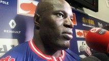 Mahamadou Diaby : « L'objectif était de faire une belle performance »