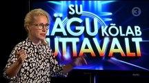 Lenna Kuurmaa  @ Su Nägu Kõlab Tuttavalt show 5