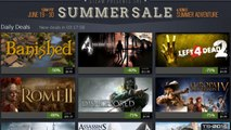 Escapist Podcast: 144: Summer Steam Sale Madness!