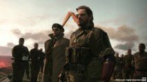 Escapist News Now: Metal Gear Solid V: The Phantom Pain Gameplay E3 Demo of MGS 5