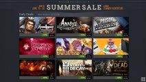 Escapist News Now: Steam Summer Sale 2014 Begins!