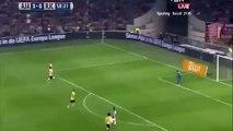 Viktor Fischer Goal - Ajax vs Roda 4-0 [31.10.2015] Eredivisie
