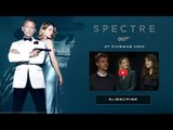 Jim Chapman meets Léa Seydoux and Monica Bellucci from SPECTRE