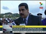Nicolás Maduro: Estoy en la ruta de Chávez para crear la Patria Caribe