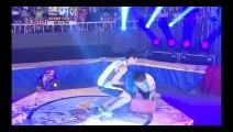 BTOB eng sub dream team minhyuk cut funny moments mud wrestling 출발 드림팀 민혁 비투비