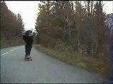 Longskate session downhill 2002 Parti 2