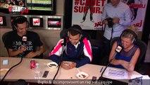 Bigflo & Oli improvisent un rap sur léquipe - C'Cauet sur NRJ