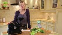 Faire des jus de fruits avec l'extracteur de jus manuel Z Star 710