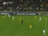 OM-Nantes 2-1 But Ribéry