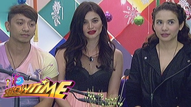 It's Showtime: Big Brother invites Anne, Jhong and Karylle