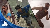 UNCHARTED 4: A Thiefs End (3/18/2016) - Multiplayer Trailer | PS4