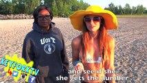 CHEATING ON GIRLFRIEND PRANK BACKFIRES!!!! (GONE WILD) | Dont Judge Challenge | PRANK GON