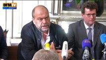 """Dupond-Moretti sur l'arrestation des pilotes d'Air Cocaïne: """"C'est pathétique"""""""