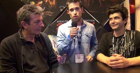 2Dark : Interview de Frédéric Raynal et Thierry Platon de
