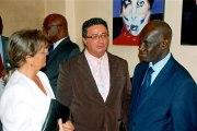 Cocktail V.I.P Villa Racine à Dakar/ Par Raymond Mialon de Newbodys Productions