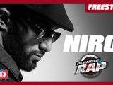 Freestyle de Niro en live dans Planète Rap