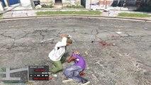 GTA V Singleplayer Co Op Mod Ped Synchronization/Mission Test