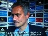 """José Mourinho - """"Je n'ai rien à dire"""""""