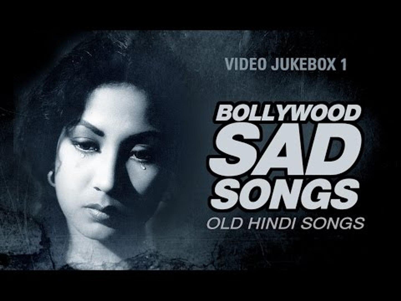 Bollywood Sad Songs - Jukebox 1 - Old Hindi Songs