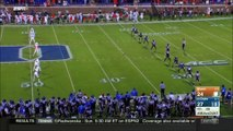 Miami beats Duke with 8-Lateral kickoff return for TD! MIRACLE WIN! (HD)