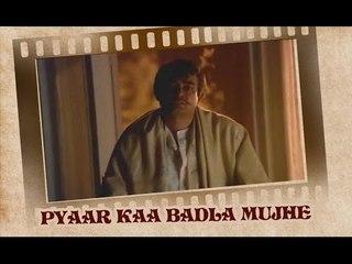 Pyaar Kaa Badla Mujhe (Video Song)   Yeh Hai Zindagi   Sanjeev Kumar  Kishore Kumar