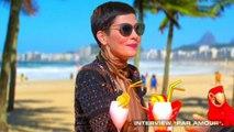 Cristina Cordula prête pour aller dans un club échangiste - ZAPPING PEOPLE DU 02/11/2015