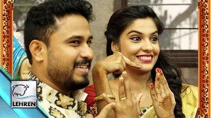 Archana Kavi & Abish Mathew Gets Engaged